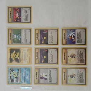Lot of 10 Rare and Holo Pokémon Cards